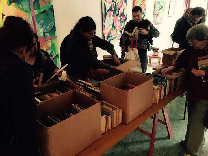 2º Feria de Intercambio de Libros 13 - OiHoy Casa Abierta