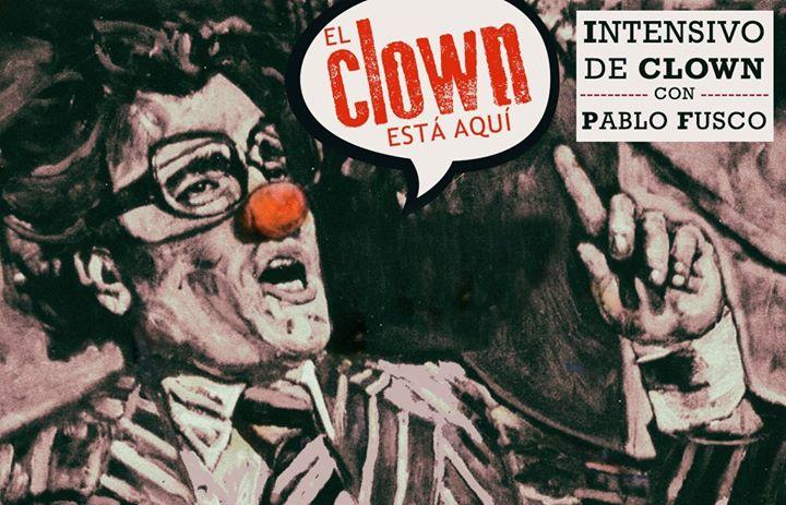 Intensivo de Clown con Pablo Fusco 7