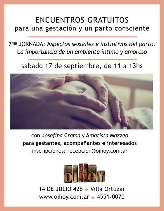 7ma Jornada Gratuita de Parto y Gestación Consciente 13 - OiHoy Casa Abierta