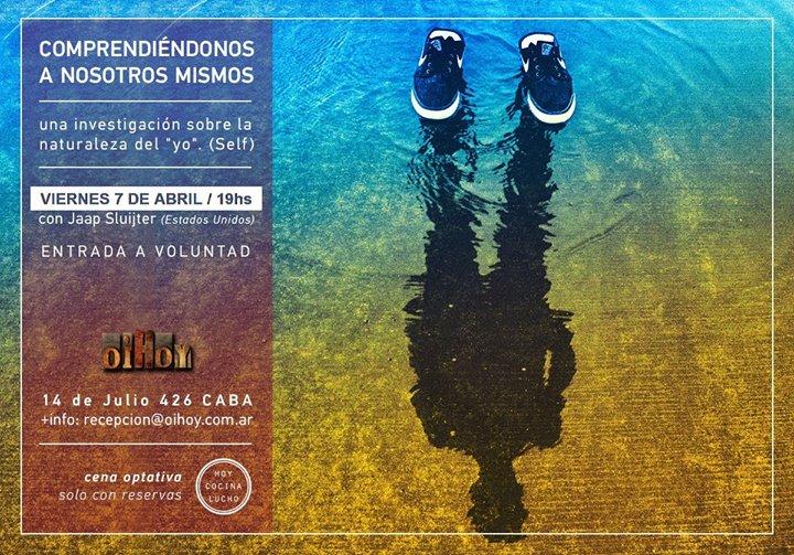 Comprendiéndonos a Nosotros Mismos // charla abierta 13 - OiHoy Casa Abierta