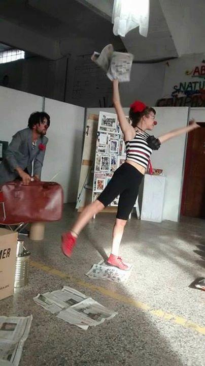 Circo Reciclado para toda la familia en Oi hoy! 13 - OiHoy Casa Abierta