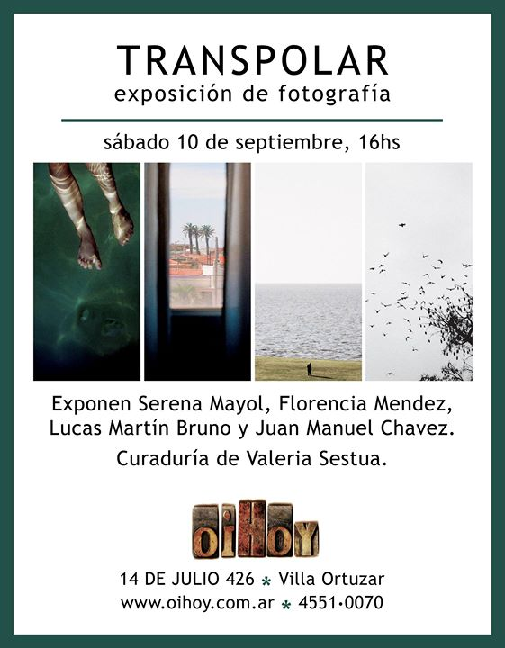 Transpolar, Exposición de Fotografía. 13 - OiHoy Casa Abierta
