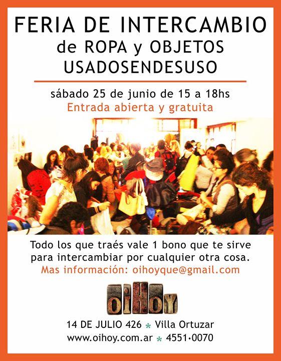 Feria de Intercambio en Oihoy! 13 - OiHoy Casa Abierta