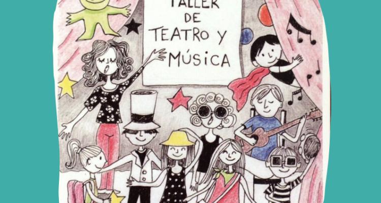 """""""Andantes"""" Taller de teatro y música 1 - OiHoy Casa Abierta"""