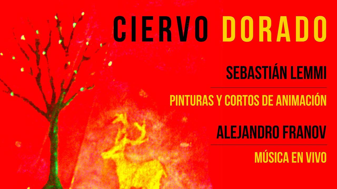 Ciervo Dorado en OiHoy. Lemmi + Franov 13 - OiHoy Casa Abierta