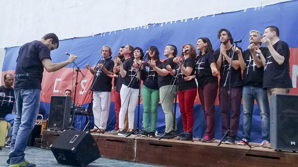 Taller Coro Murga Uruguaya / ENE y FEB #Mudate 13 - OiHoy Casa Abierta