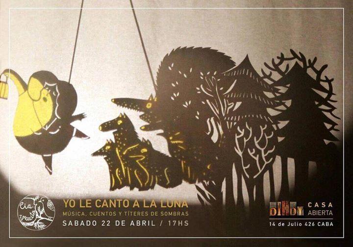 Parole Parole Parole // FeriaDeLibros Talleres Actividades 13 - OiHoy Casa Abierta