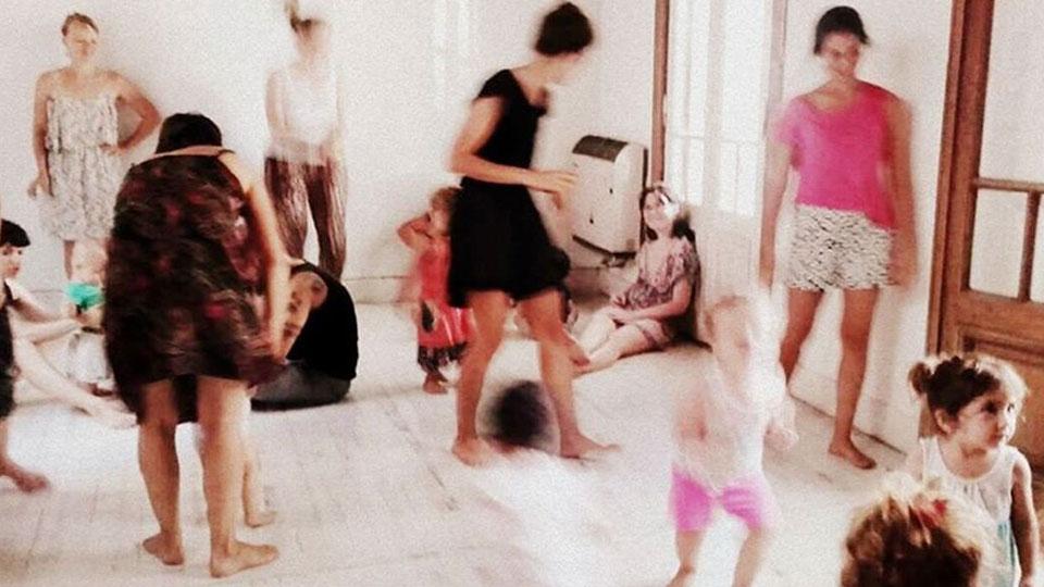 Encuentro de Movimiento - Niñxs acompañadxs 13 - OiHoy Casa Abierta