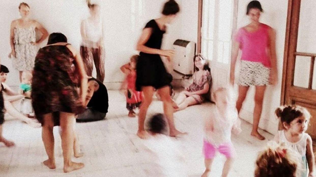 Encuentro de Movimiento para Niñxs y Adultxs #alagorra 13 - OiHoy Casa Abierta