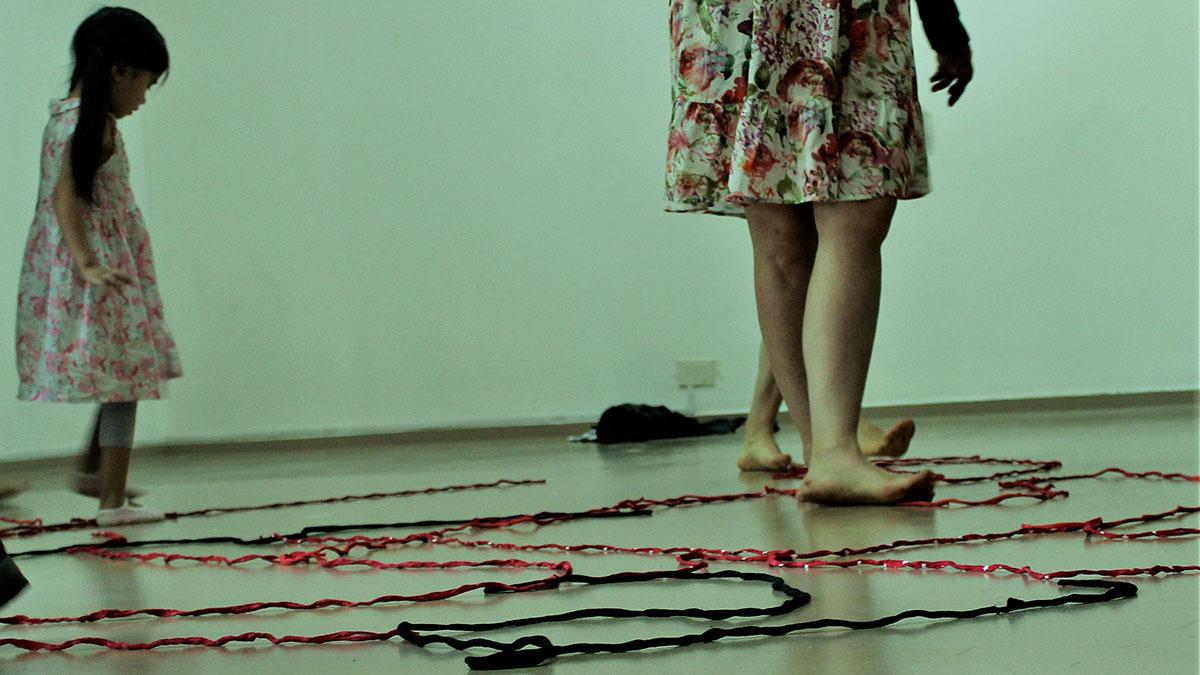 Taller EnRonda para Niñxs / FEB #Mudate 13 - OiHoy Casa Abierta