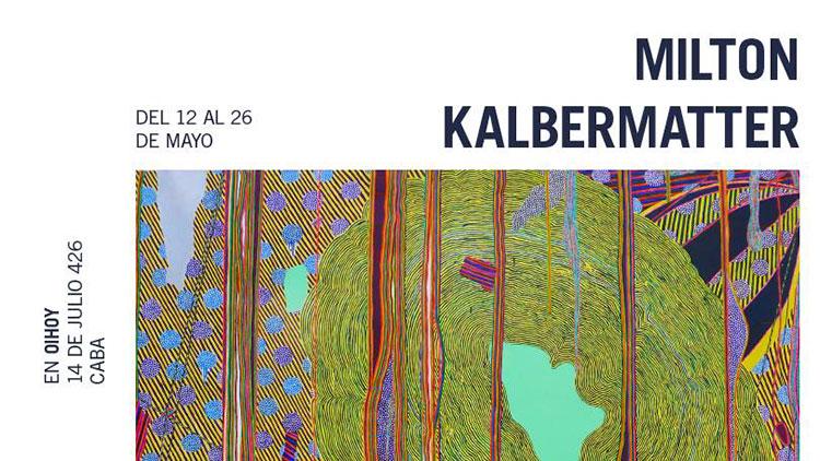 Exposición de Milton Kalbermatter 7
