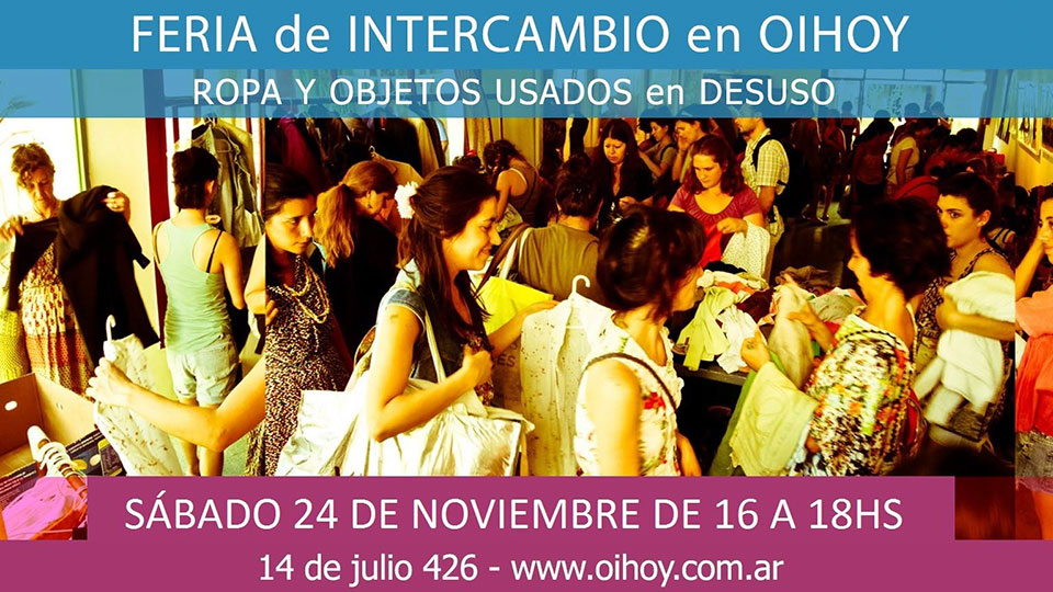 Feria de Intercambio 13 - OiHoy Casa Abierta