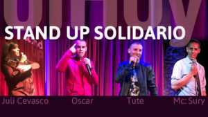 Stand Up Solidario! 26