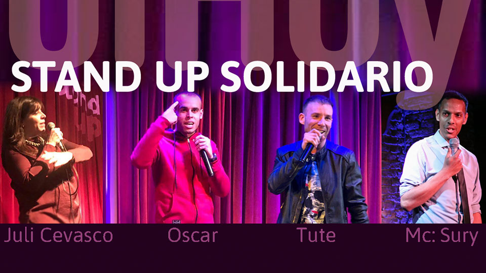 Stand Up Solidario! 7