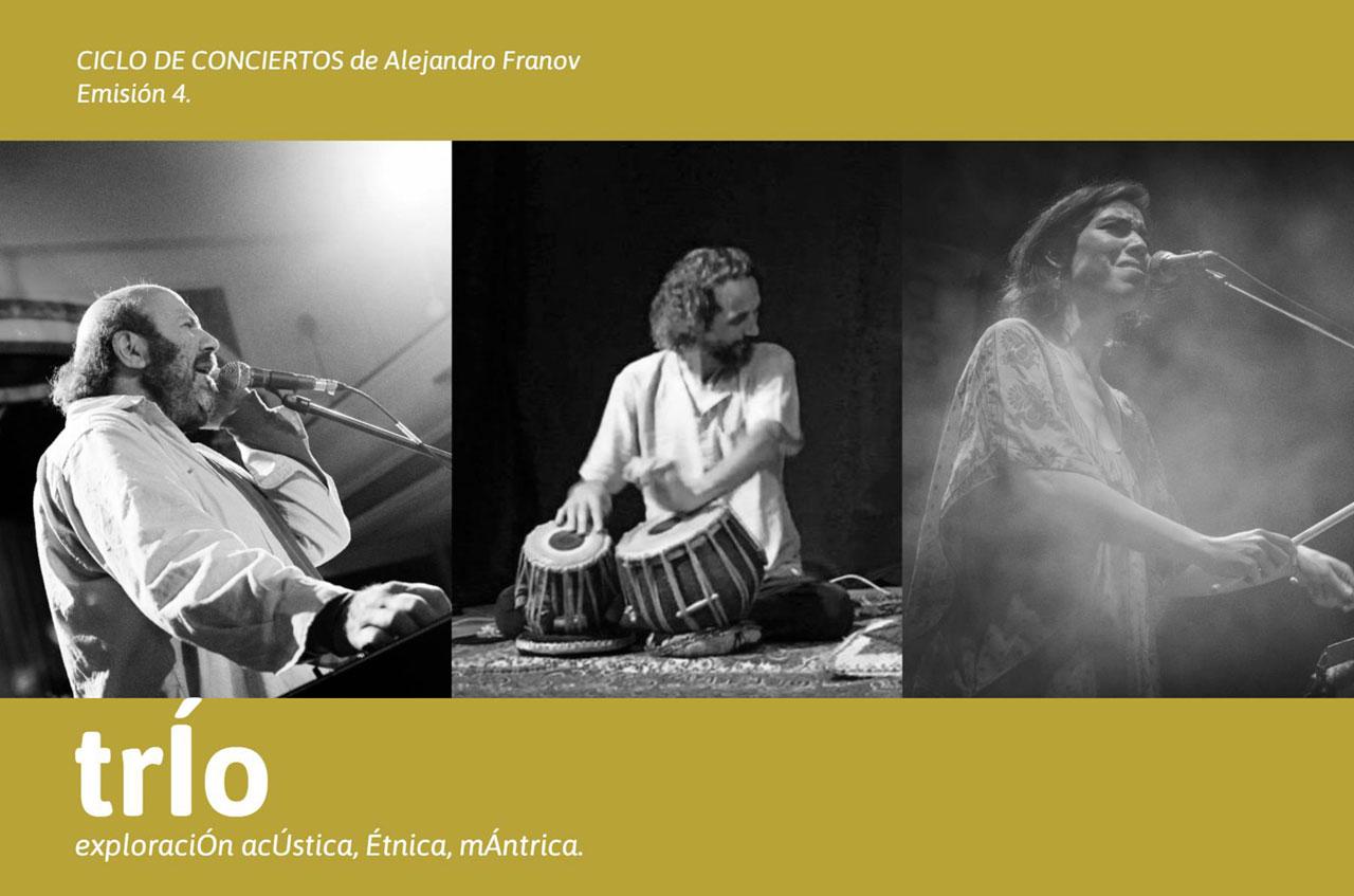 TRÍO :: Ale Franov / Luvi Torres / Leo Fernandez 13 - OiHoy Casa Abierta