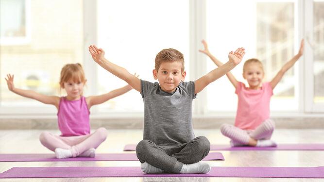 Clase abierta y gratuita de Yoga para Niñxs 7